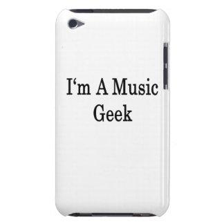 Ich bin ein Musik-Aussenseiter Barely There iPod Case