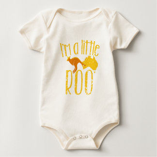 Ich bin ein niedlicher Mutterschaftsentwurf Baby Strampler
