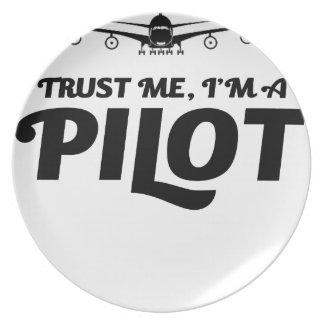 Ich bin ein Pilot Teller