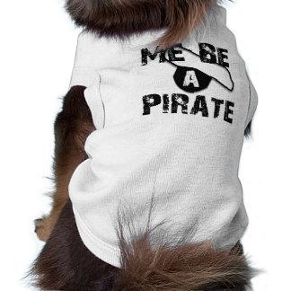 Ich bin ein Piraten-Kleid und Geschenke Shirt