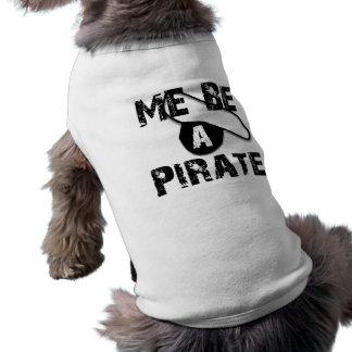 Ich bin ein Piraten-Kleid und Geschenke Top