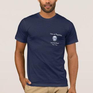 Ich bin ein psychisches T-Stück T-Shirt
