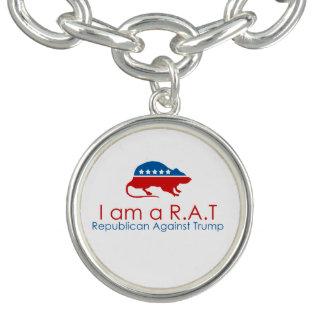 Ich bin ein R.A.T: Republikaner gegen Trumpf Armband