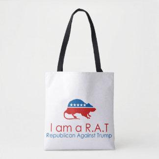 Ich bin ein R.A.T: Republikaner gegen Trumpf Tasche
