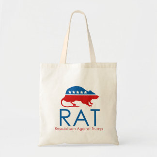 Ich bin ein R.A.T: Republikaner gegen Trumpf Tragetasche