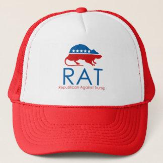 Ich bin ein R.A.T: Republikaner gegen Trumpf Truckerkappe