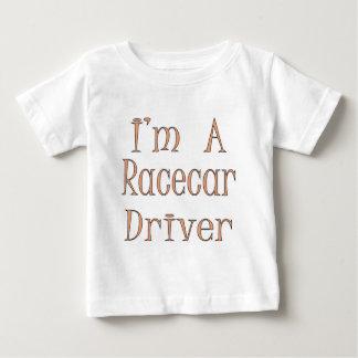 Ich bin ein Racecar Fahrer Baby T-shirt