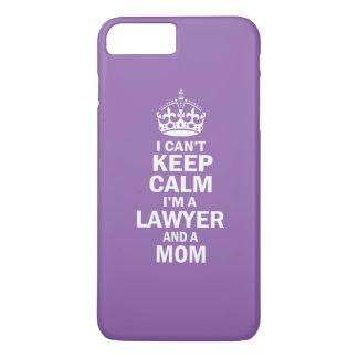 Ich bin ein Rechtsanwalt und eine Mamma iPhone 8 Plus/7 Plus Hülle