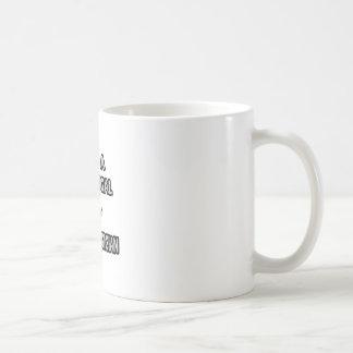 Ich bin ein Rechtsassistent… nicht ein Magier Kaffeetasse