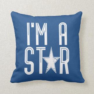 Ich bin ein Stern Kissen