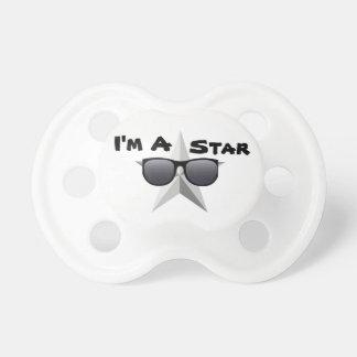 Ich bin ein Stern, Schnuller