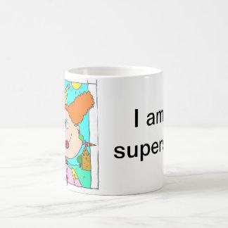 Ich bin ein Superstar. Kaffeetasse