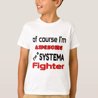 Ich bin ein Systema Kämpfer T-Shirt