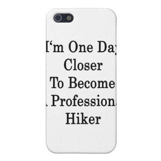 Ich bin ein Tag näher an werde ein beruflicher Wan iPhone 5 Etuis