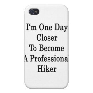 Ich bin ein Tag näher an werde ein beruflicher Wan iPhone 4/4S Case