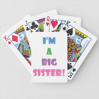 Ich bin ein Text der großen Schwester Bicycle Spielkarten
