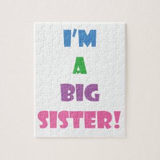 Ich bin ein Text der großen Schwester Puzzle