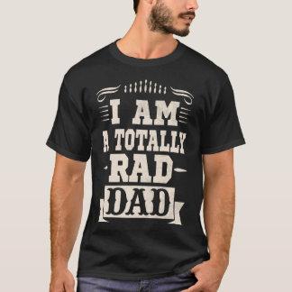 Ich bin ein total krasser Vati T-Shirt