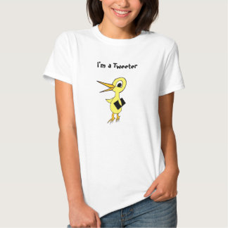 Ich bin ein Tweeter-Shirt Tshirts