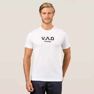 Ich bin ein V.A.D Athletenlogo T-Shirt