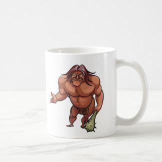 Ich bin ein vernünftiger Mensch Kaffeetasse