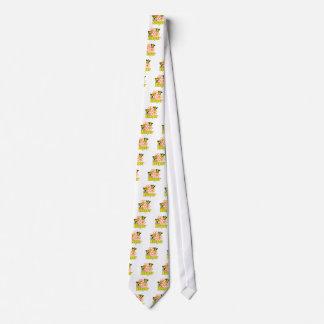 Ich bin ein Wächter - Imker-Krawatte Krawatte
