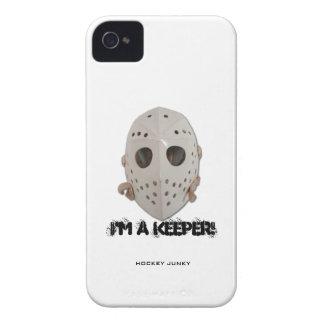 Ich bin EIN WÄCHTER! iPhone 4 Cover