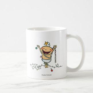 Ich bin ein Weihnachtsbaum! Kaffeetasse