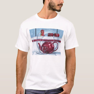 Ich bin ein weniges Tee-Topf-Shirt T-Shirt