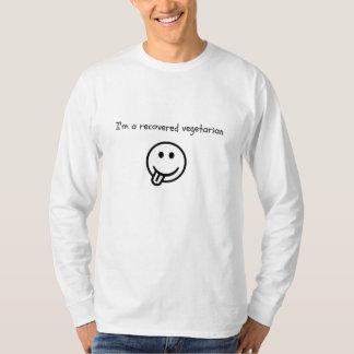 Ich bin ein wieder hergestellter Vegetarier T-Shirt