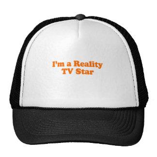 Ich bin EIN WIRKLICHKEITS-Fernsehstern Baseballmütze