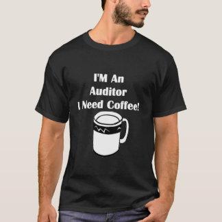 Ich bin ein Wirtschaftsprüfer, ich benötige T-Shirt