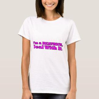 Ich bin eine Beatrice, Abkommen mit es T-Shirt