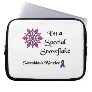 Ich bin eine spezielle Schneeflocke-Laptop-Hülse Laptopschutzhülle