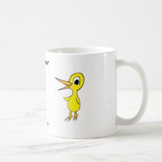 Ich bin eine Tweeter-Tasse Tasse