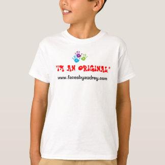 """""""Ich bin eine Vorlage."""" T - Shirt"""