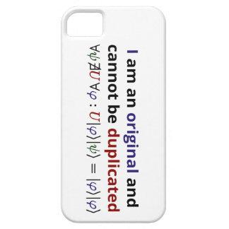 Ich bin eine Vorlage und kann nicht kopiert werden Schutzhülle Fürs iPhone 5