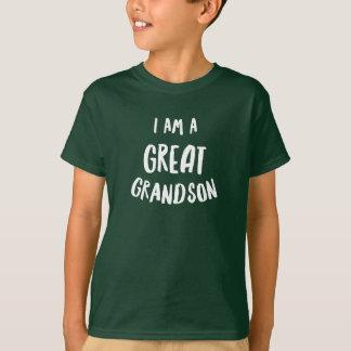 Ich bin - Enkel ein großes T-Shirt