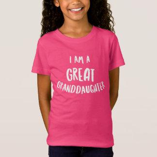 Ich bin - Enkelin ein großes T-Shirt
