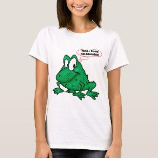 Ich bin entzückende lustige T - Shirt-Geschenke T-Shirt