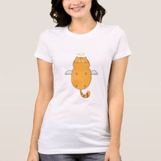 Ich bin fettreiche Katze - Purfect T - Shirt für