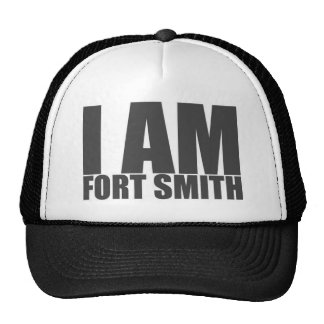 Ich bin Fort Smith Baseball Cap