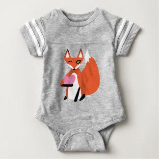 Ich bin FOXated auf IHNEN Baby Strampler