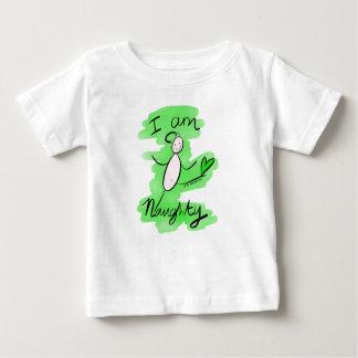"""Ich bin frecher"" Baby-T - Shirt"