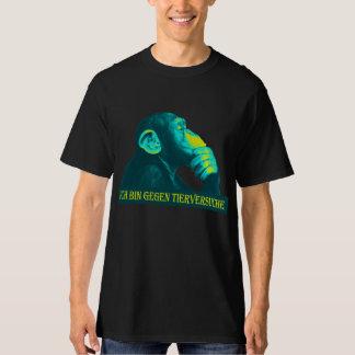 Ich bin gegen Tierversuche - 01m Hemden