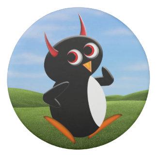 Ich bin gehender schlechter Pinguinradiergummi Radiergummi