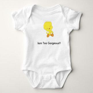 Ich bin herrliches Tooo!! Baby wachsen Hemden