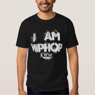 ICH BIN HIP-HOP T-Stück Hemden
