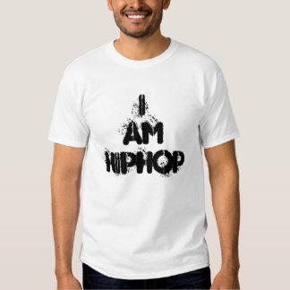 ICH BIN HIP-HOP T-Stück Shirt