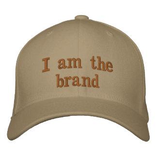 """""""Ich bin Hut der Marke"""""""